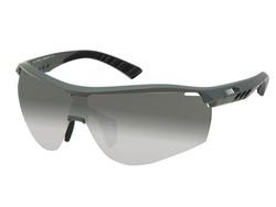 60d60c55b3 Legend Gafas Matt Silver Black Mirror Silver + Clear Lens